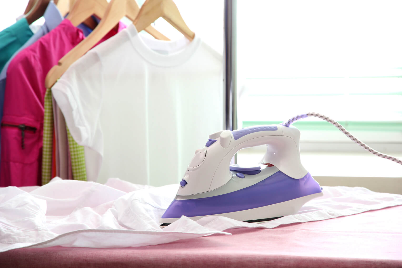 professional ironing services in London