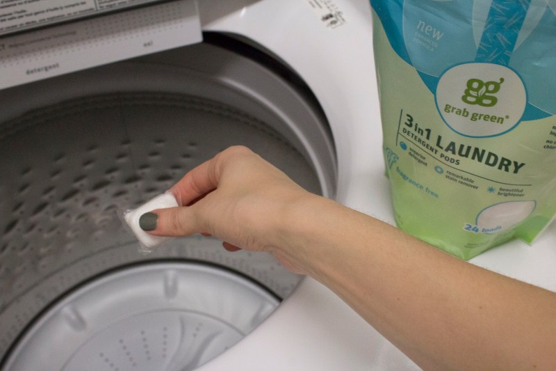 Scenting Laundry