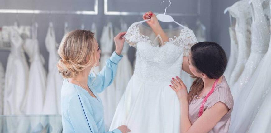 Wedding Dress Tailor Near Me
