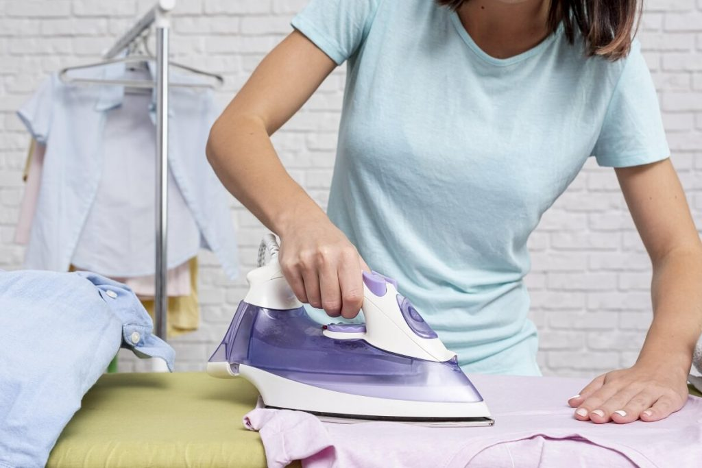 Ironing Guide for Shirt and Pants