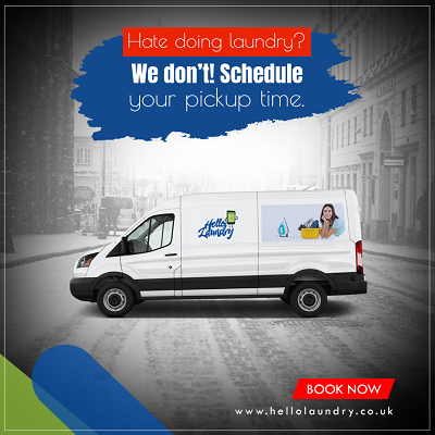 Laundry & Dry cleaning service with pickup delivery in London