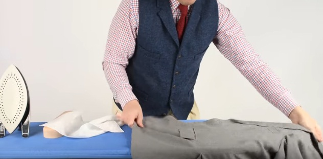 Pant Ironing Service in London