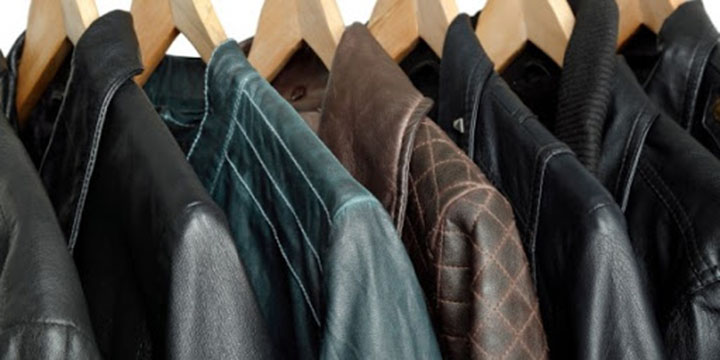 Suade leather jacket cleaning