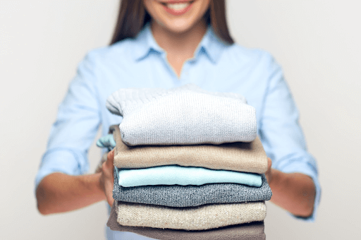 Wash, Dry and Fold Laundry Service