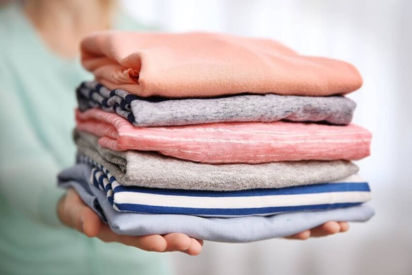 Wash and fold Services
