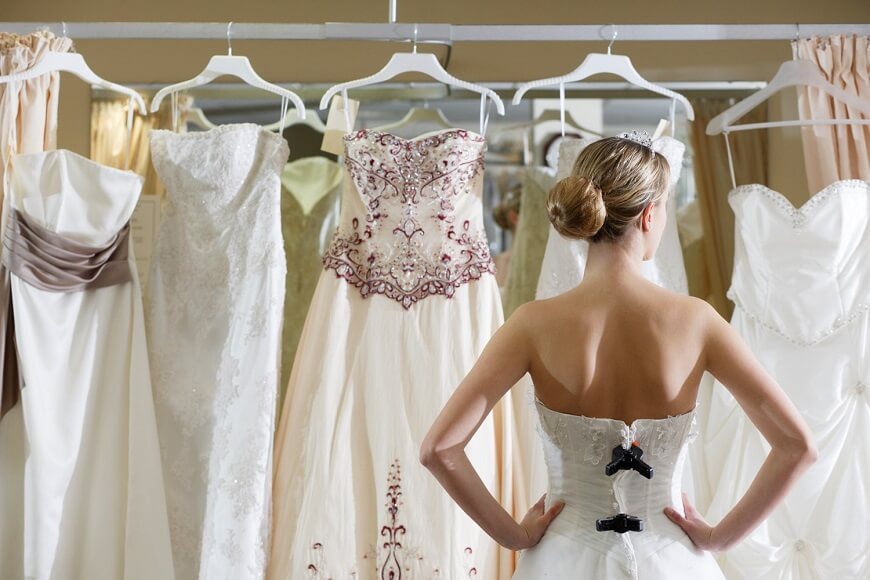 Wedding Gown Alterations Near Me