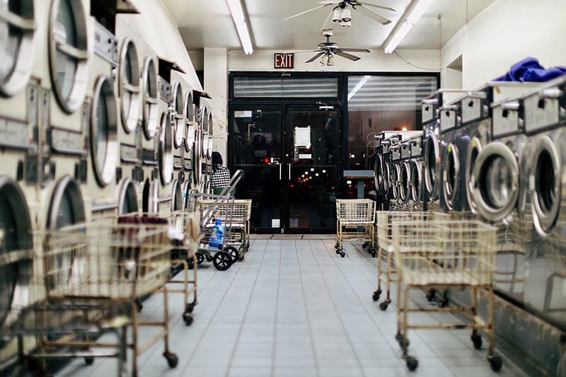 Choose Right Laundry Service in London