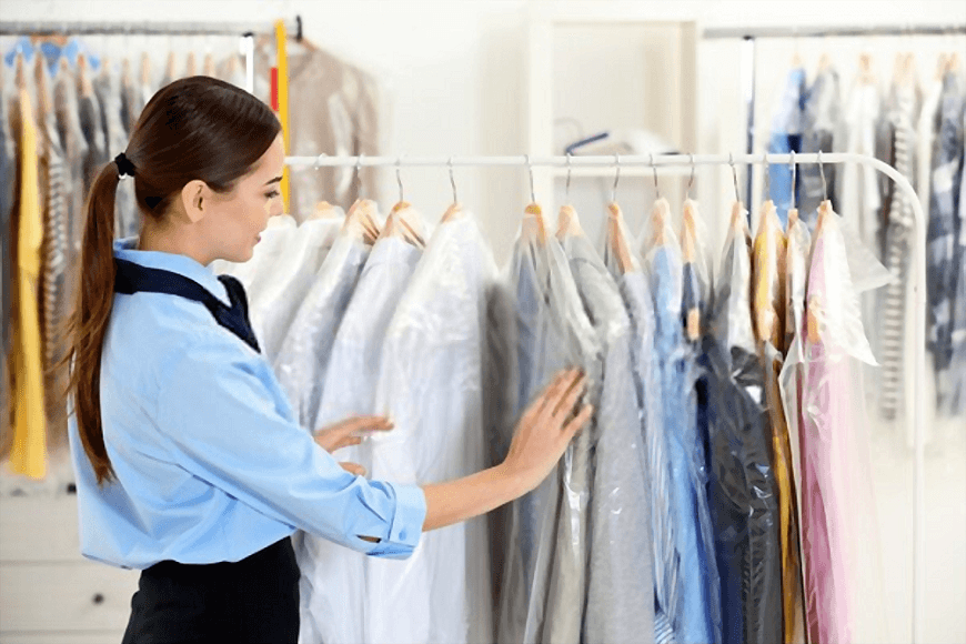 Laundry and Dry Cleaners in Fulham, London