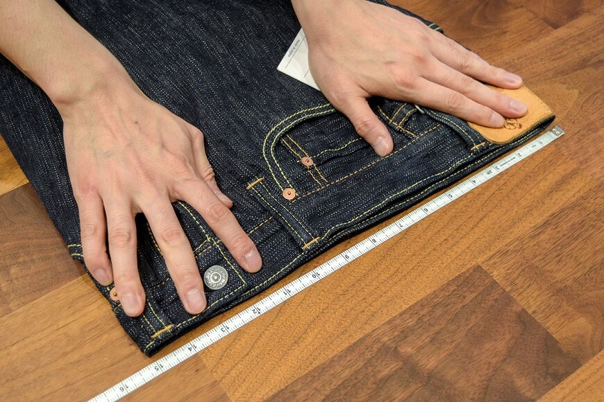 Arm Length of Trousers