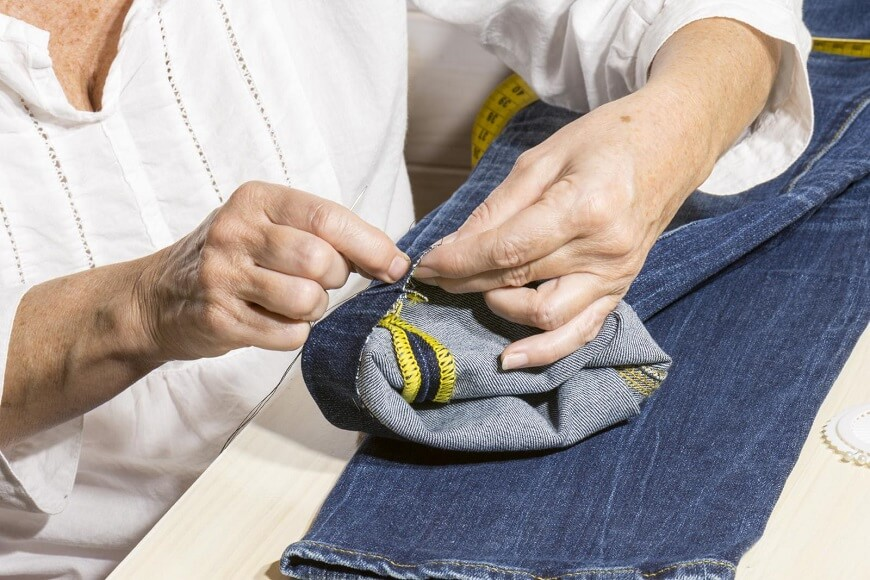 Trousers Alteration Near Me