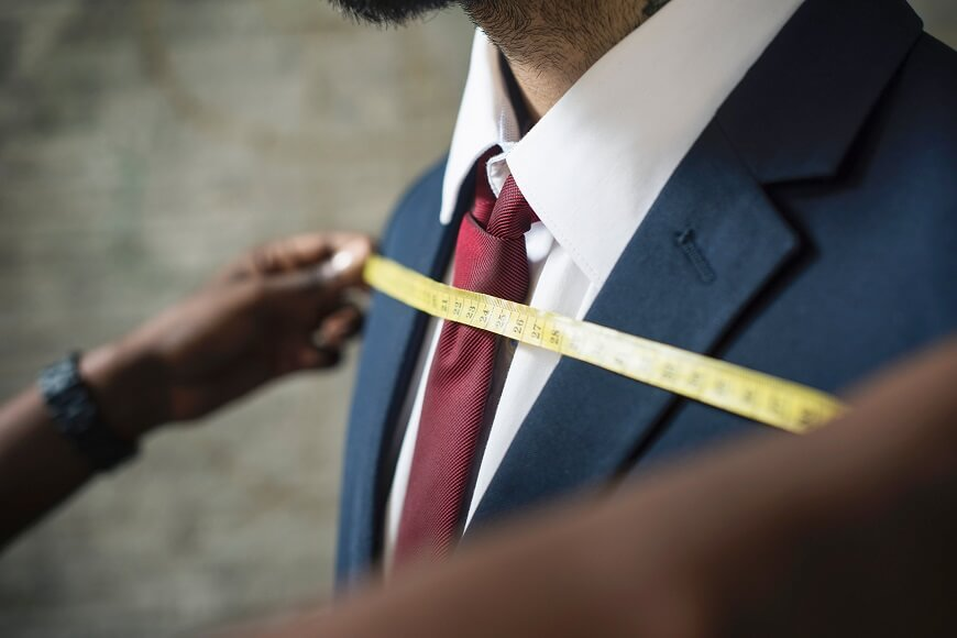 customized tailored clothing service